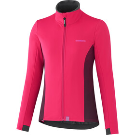 Shimano Kaede Coupe-Vent Femme, pink